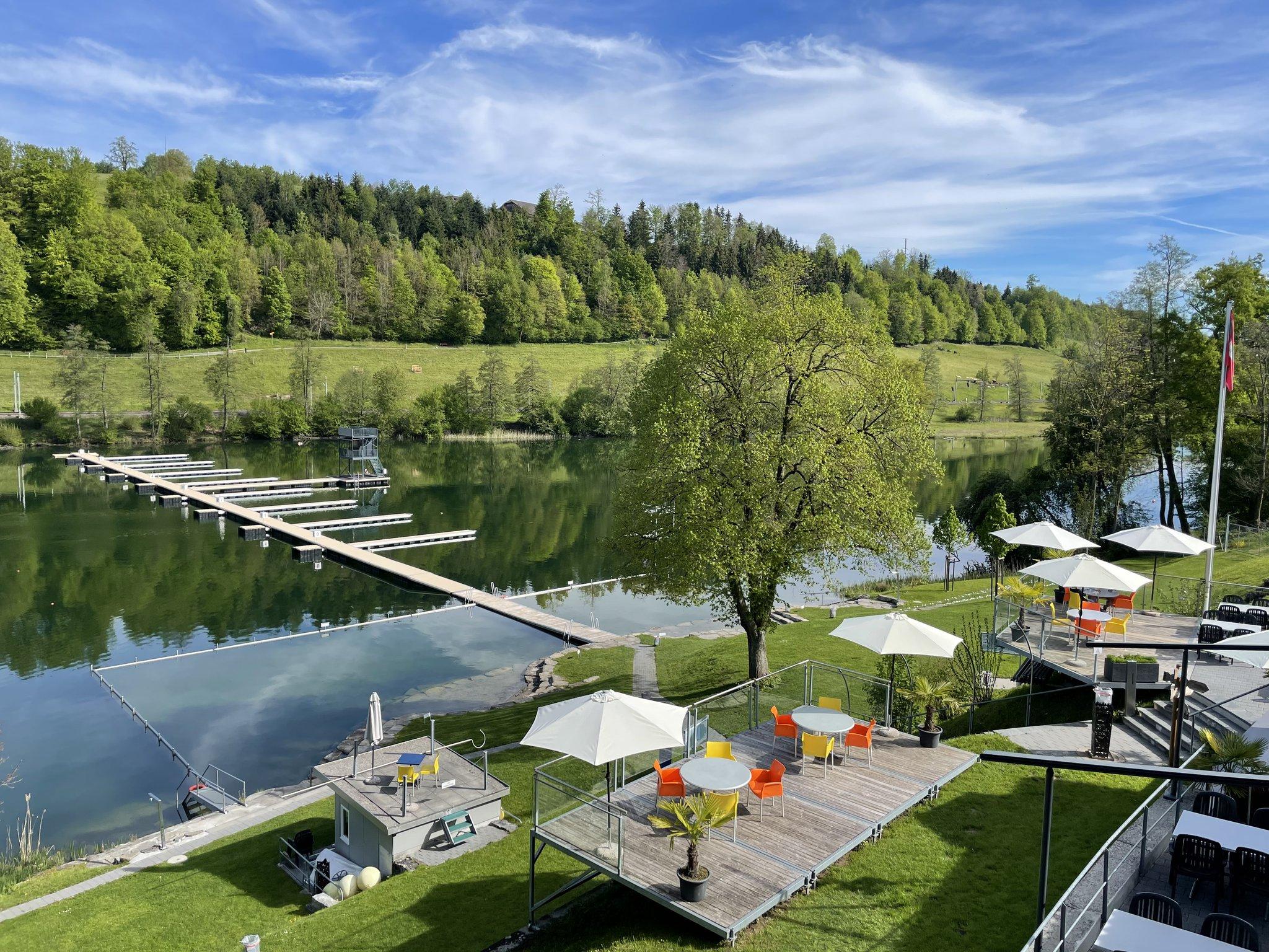 Die Badesaison 2021 in der Rotseebadi ist eröffnet!